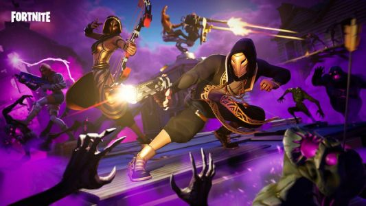 Take Down the Fiends! Fortnite Gets New Limited-Time Horde Rush Mode