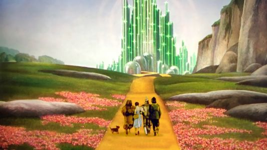 Legendary Is Developing a Series Set in the World of THE WIZARD OF OZ