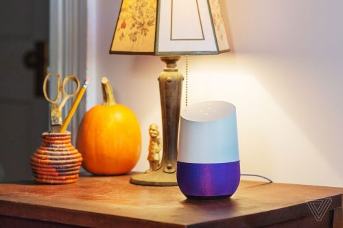Google Home speakers outsold Amazon's Echo line for the first time last quarter