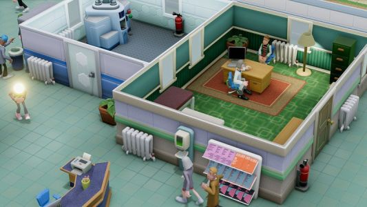Aliens invade Two Point Hospital for PC next week