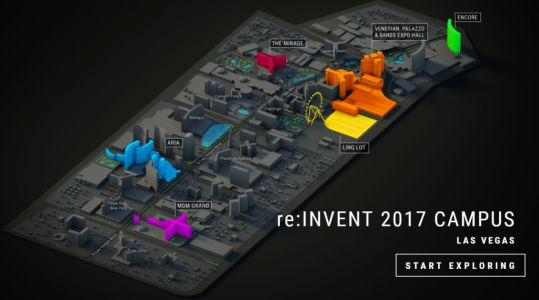 AWS re:Invent 2017: CenturyLink lined up to network the Las Vegas Strip