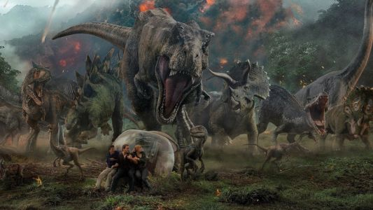 Review: JURASSIC WORLD: FALLEN KINGDOM Has Some Fun Playing With The Horror Genre