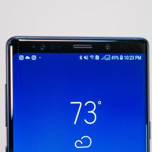 Samsung reportedly testing prototypes with behind-the-display selfie cameras