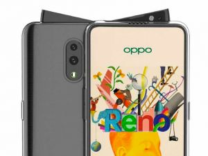 Oppo's 'Shark Fin' Pop-Up Camera Is The Craziest Yet