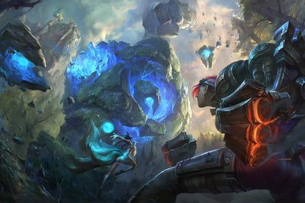 Riot Games and Tencent are developing League of Legends for mobile devices