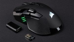 At a Glance: Corsair Ironclaw RGB Wireless Review