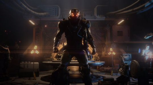 Battlefield and Anthem will be the stars of the show at EA Play in June