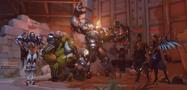 Overwatch dev spills the beans on matchmaking