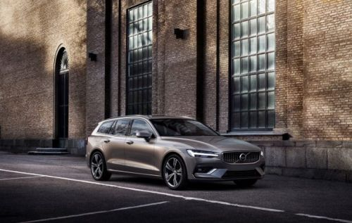 2019 Volvo V60 hybrid wagon is what the Swedes do best