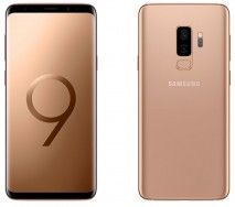 Samsung Brings the Gold Galaxy S9 and S9+ to the US