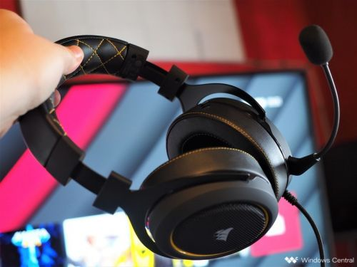 This Corsair HS60 Pro PC headset should probably be more expensive