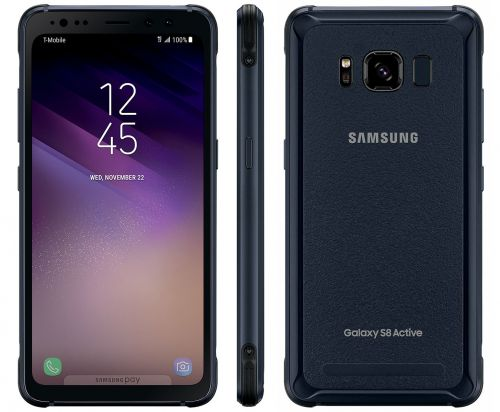 T-Mobile rolling out Samsung Galaxy S8 Active update