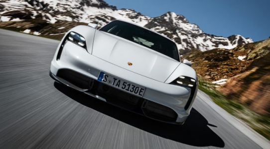 Porsche Taycan Slapped With Disappointing 201-Mile EPA Range Estimate