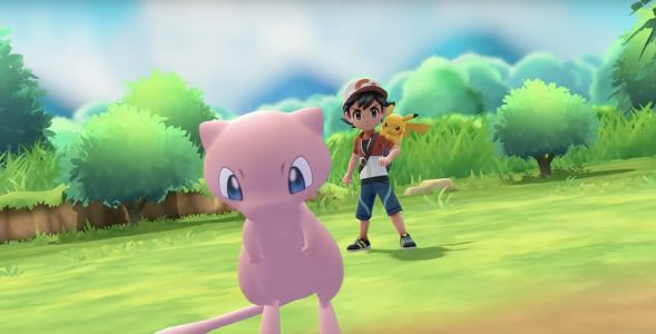 If you buy Nintendo's Pokéball Plus accessory, you'll get a free Mew