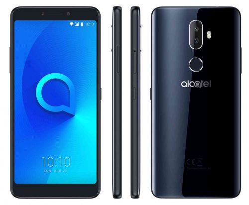 Alcatel 3V launching in the U.S. with big screen, affordable price tag