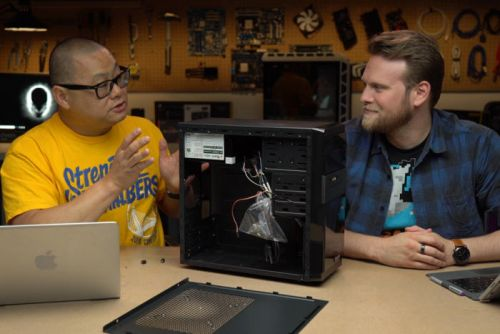 Watch us build a $360 Intel-based gaming PC