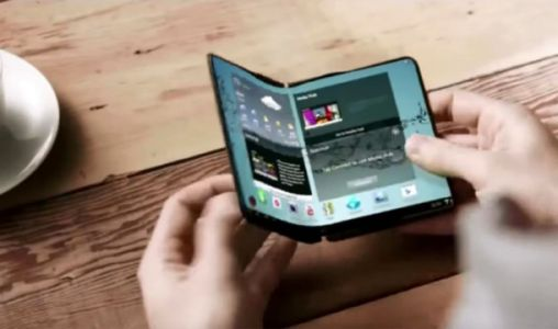 We might finally have a timeframe for Samsung's foldable Galaxy X phone launch