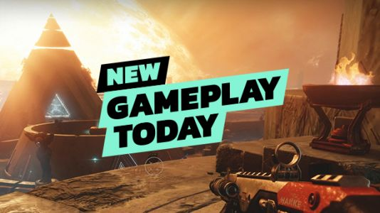 New Gameplay Today - Destiny 2: Curse of Osiris' Mercury Activities