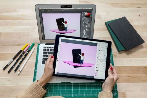 Finally: real Photoshop on the iPad