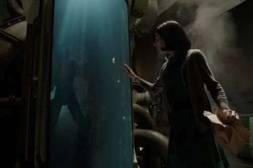 Guillermo del Toro's The Shape of Water is the year's most sentimental fish romance