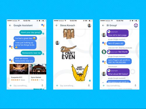 Google is reportedly shutting down its Allo messaging app for good
