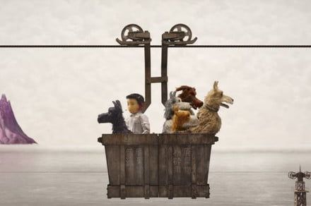 Watch the first trailer for Wes Anderson's new stop-motion film 'Isle of Dogs'