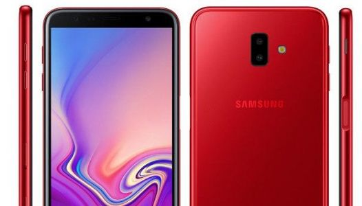 Samsung Galaxy J4+ and Galaxy J6+ with Infinity display, side-mounted fingerprint officially announced