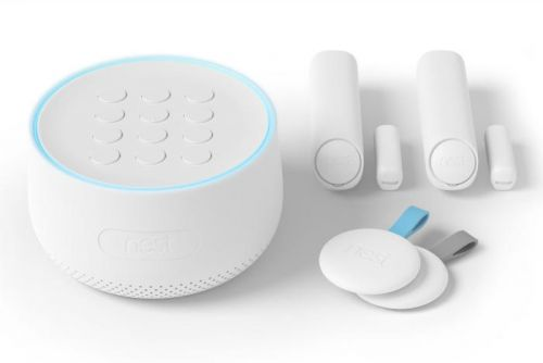 Nest jumps into home security with Nest Secure