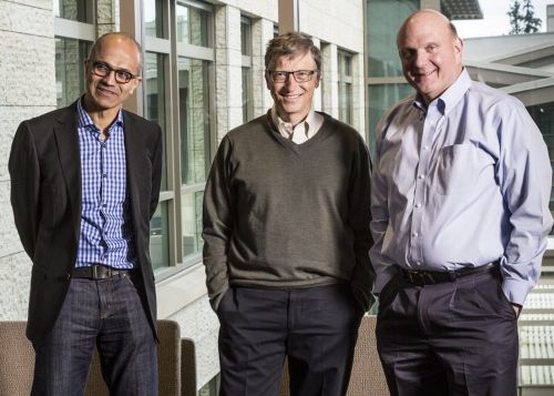 Microsoft CEO Satya Nadella says he voted against Steve Ballmer's $7.6 billion Nokia mistake