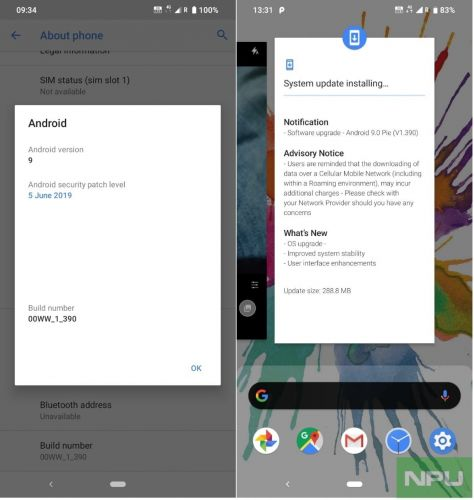 Official Nokia Security+OS update tracker updated with May & June Security update details