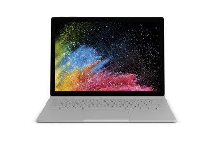 Microsoft Surface Book 2 13-inch review