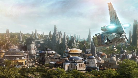 STAR WARS: Galaxy's Edge Planet will be Featured On STAR TOURS