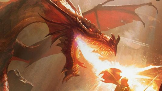 A DUNGEONS & DRAGONS TV Series is in Development with The Writer of JOHN WICK