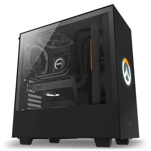 NZXT launches new Overwatch-themed H500 PC case for system builders