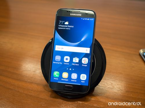 Here are the best wireless charging pads for Galaxy S7