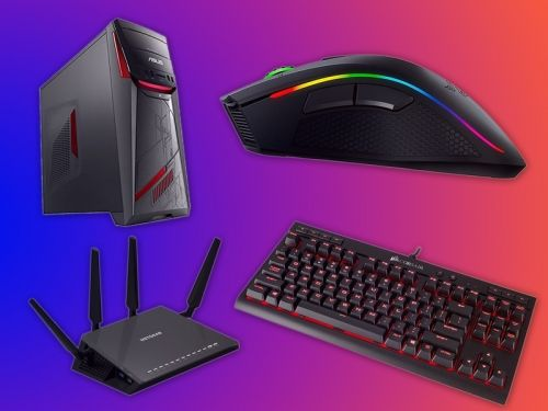 Save up to 30 percent on gaming accessories from MSI, Razer and more