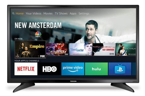You can get a 32-inch Toshiba HD Fire TV Edition today for less than the price of an Echo Spot