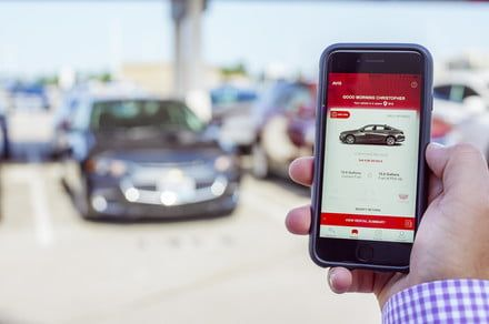 Semi-autonomous and always available: A peek into the near future of car rental