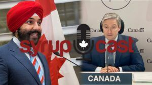 SyrupCast 230: Navdeep Bains steps down, the Netflix Tax and Starlink's Canadian beta