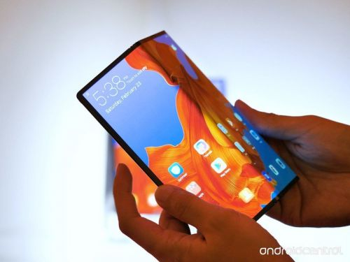 Huawei's foldable smartphone delayed for three months