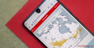 Here's the top Canadian mobile news from the past week