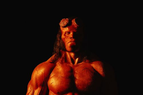 The Hellboy reboot will be released on January 11th, 2019