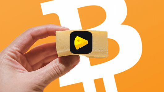 Video app Cheez is rolling out a cryptocurrency integration. but it's centralized