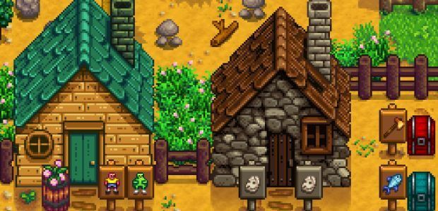 Stardew Valley's multiplayer beta expected for spring