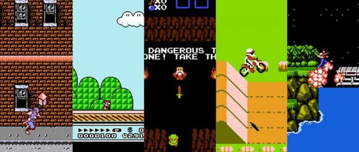 Take a stroll down video game-nostalgia lane - these are the best 80s games