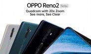 Oppo Reno2 chipset and camera features confirmed