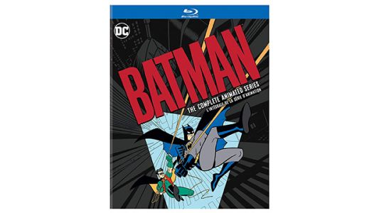 Daily Deals: Batman: The Complete Animated Series on Blu-ray for $69.99