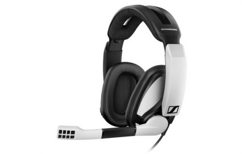 Sennheiser GSP 301 and 302 gaming headsets offer monochromatic style