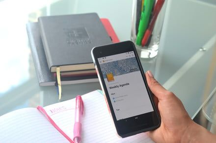 Notion productivity app can now turn even Android users into serial notetakers