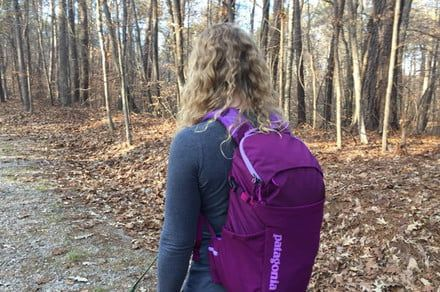 Hike, backpack, or cycle with Patagonia's new Nine Trails line of backpacks
